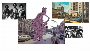 Collage storyboard