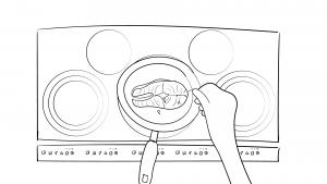 Isenvi Animatie schets