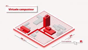 Radboud online opendag illustratie